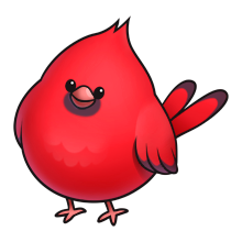 220x220 chubby lil fella looks like my publishing house logo for lil red