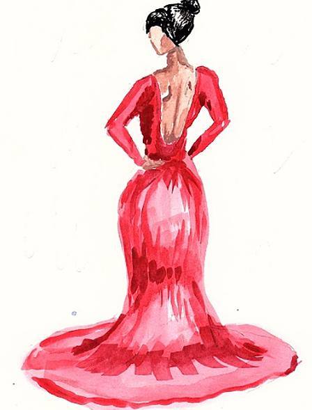 448x589 Csm Iotazeta Red Dress Gala