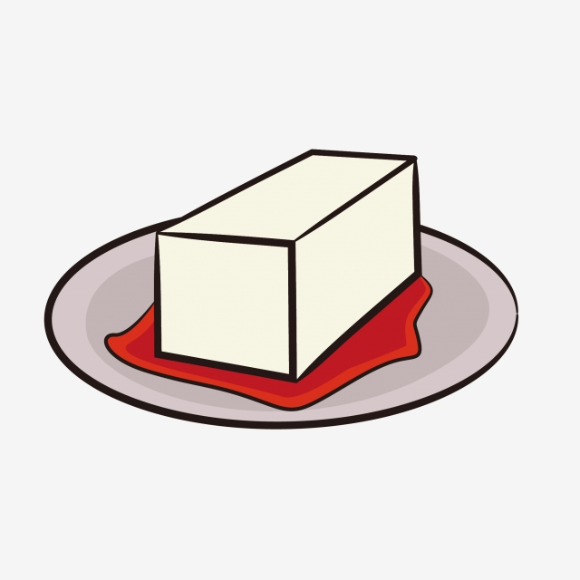 640x640 cartoon cartoon tofu cartoon line drawing cartoon bean curd, bean