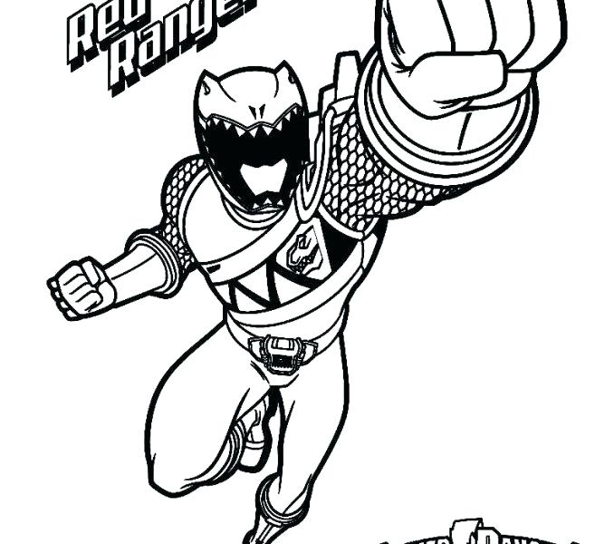 678x600 Power Rangers Coloring Pages Samurai Coloring Pages Power Free