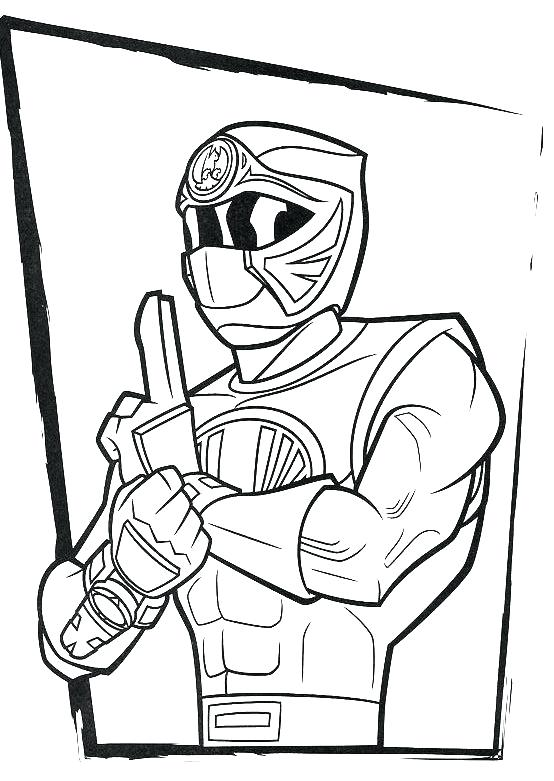 554x781 Red Power Ranger Coloring Pages Power Ranger Coloring