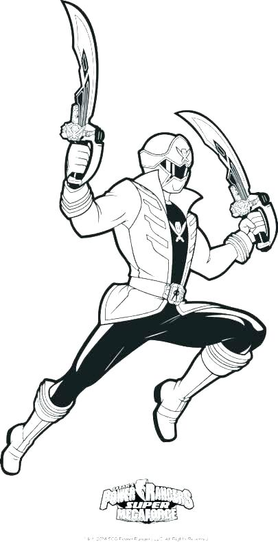 405x787 Red Power Ranger Coloring Pages Rangers Color