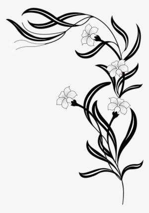 300x428 Flower Vine Png, Transparent Flower Vine Png Image Free Download