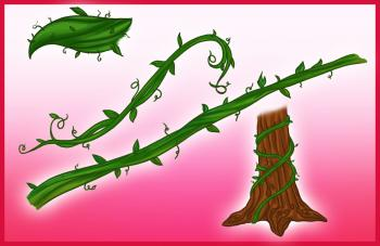 350x227 How To Draw How To Draw Vines