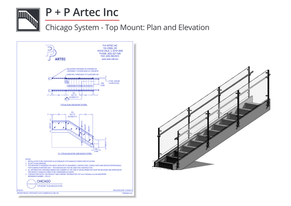 Reinforced Concrete Stairs Detail Drawing | Free download ...