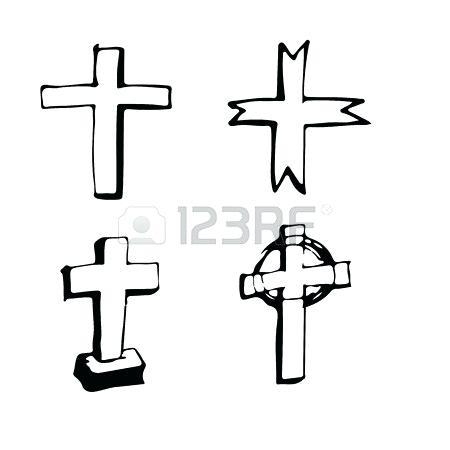 450x450 Religious Cross Picture Tattoo Pictures Cakeandmore