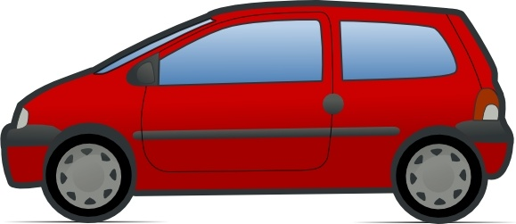 579x251 Red And Green Renault Twingo Clip Art Free Vector In Open Office
