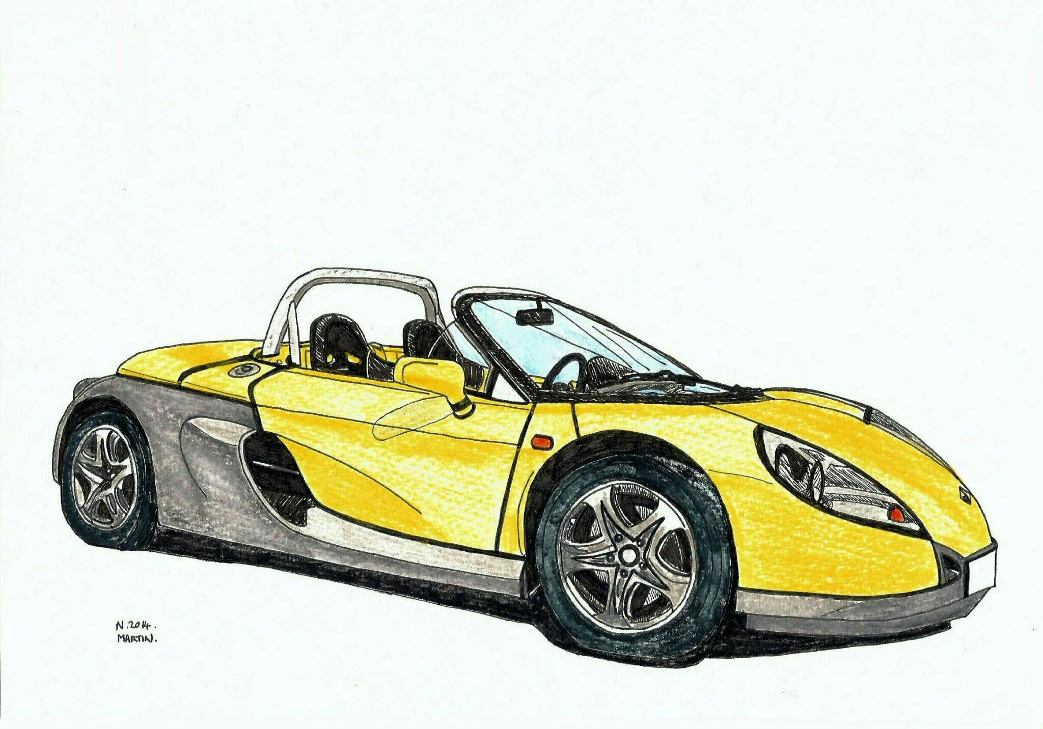 2048x1432 renault sport spider drawing my drawing of a renault sport spider