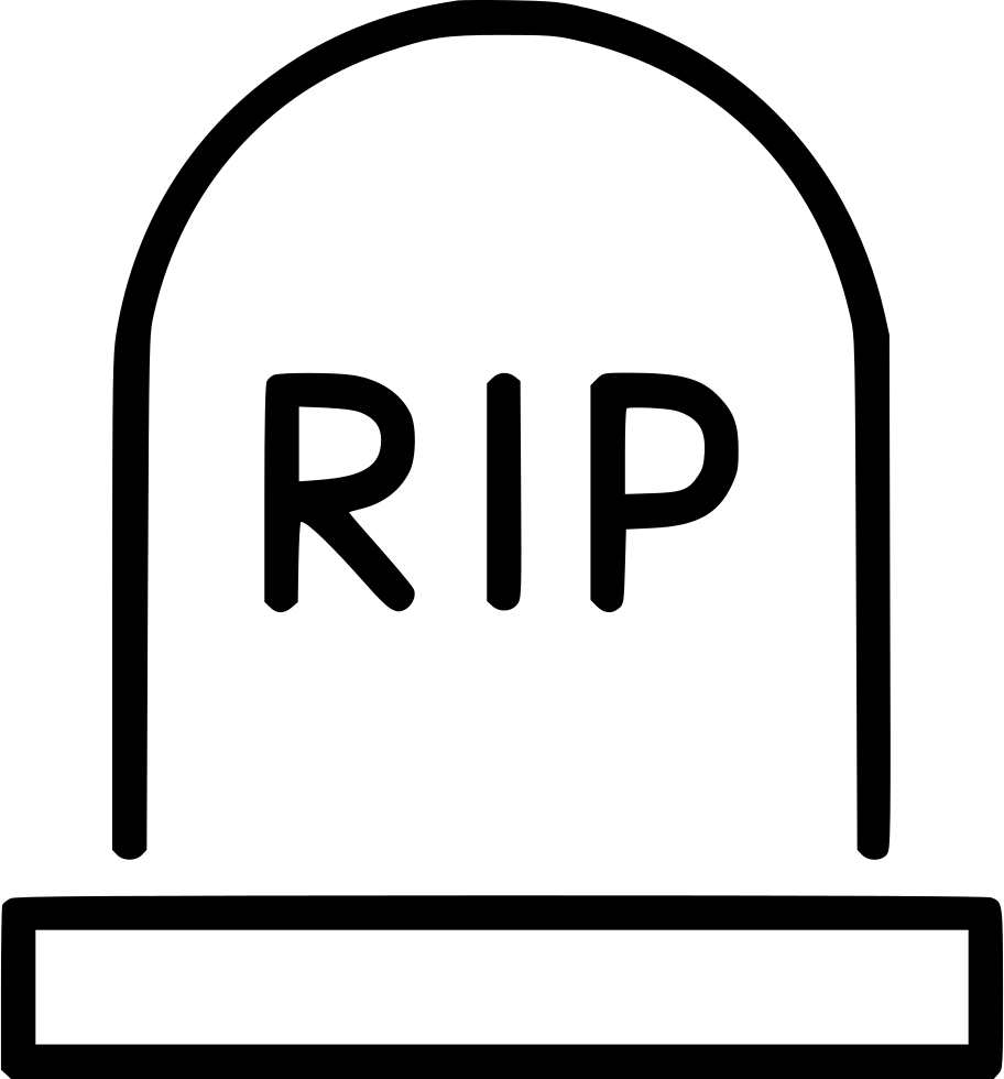 912x980 Collection Of Free Tombstone Drawing Rest In Peace Download On Ui Ex