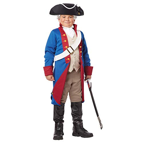 500x500 Revolutionary War Costume