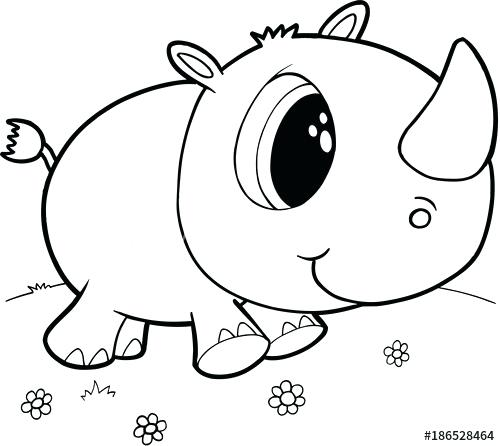 500x446 how to draw a rhino face businessman facing rhino draw
