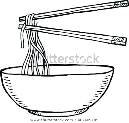 450x431 drawing of a bowl line drawing cartoon bowl of cereal bowl of rice