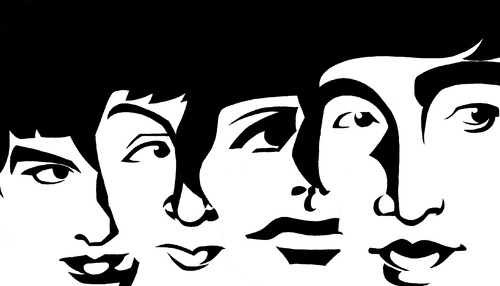 500x286 The Beatles