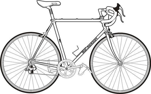 640x401 image for road bike drawing roadbike bike drawing, road bike