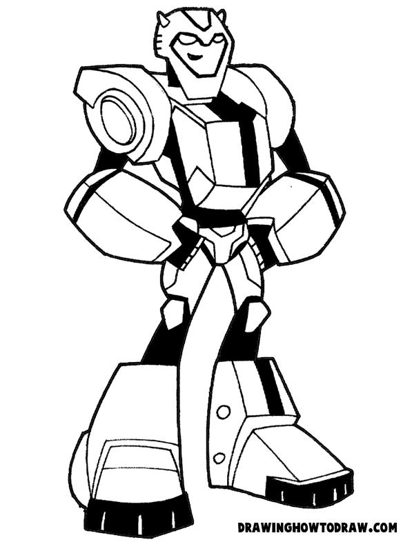 Robot Arm Drawing