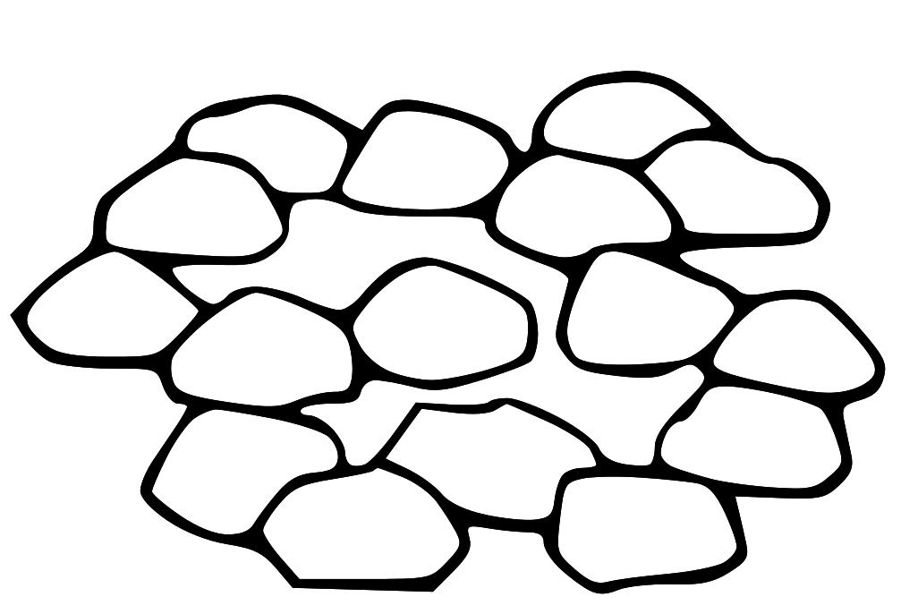 Rock Wall Drawing