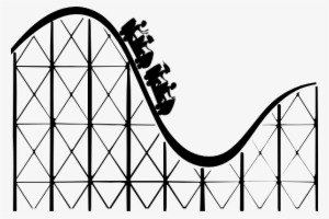 300x200 Roller Coaster Png Download