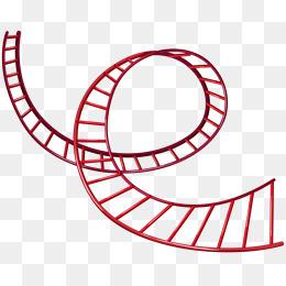 260x260 Roller Coaster Cartoonroller Transparent Png Clipart Free