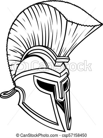 351x470 ancient greek spartan helmet a warriors ancient greek spartan