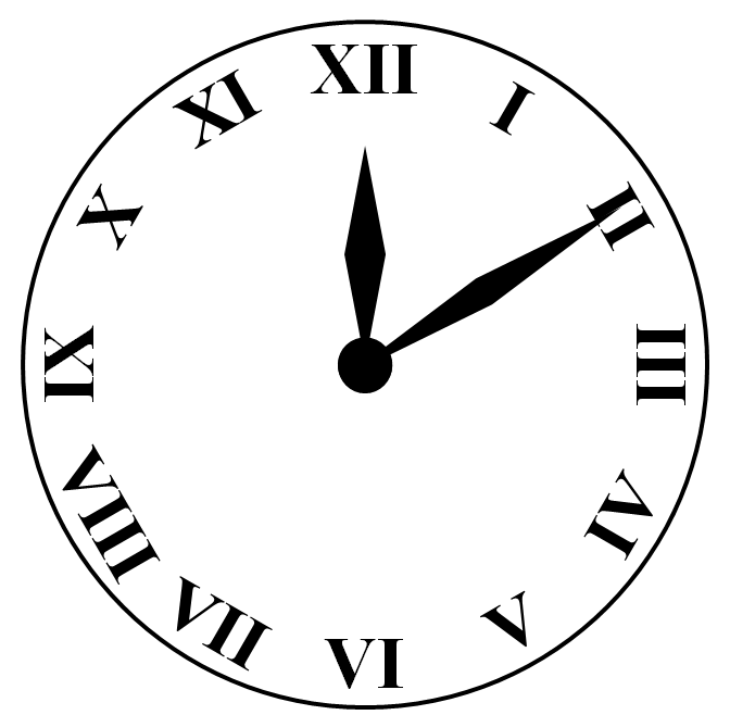 672x658 digital clock roman clock roman clock crossword, roman clock