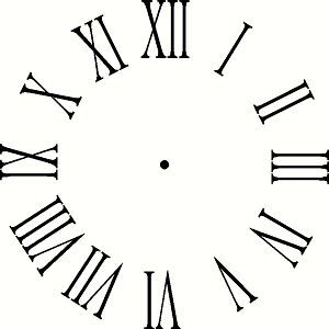 300x300 Image Result For Picture Of Clock With Roman Numerals Art