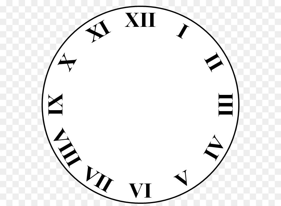Roman Numeral Drawing
