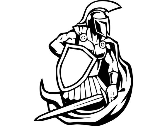 570x429 spartan clipart spartan soldier frames illustrations hd
