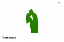 209x136 Happy Couple Drawing Silhouette Image Silhouette Pics