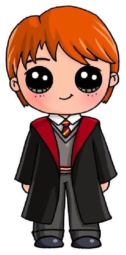 Ron Weasley Drawing Free Download Best Ron Weasley Drawing