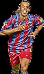 150x250 Popular And Trending Ronaldinho Stickers