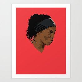 264x264 Ronaldinho Art Prints