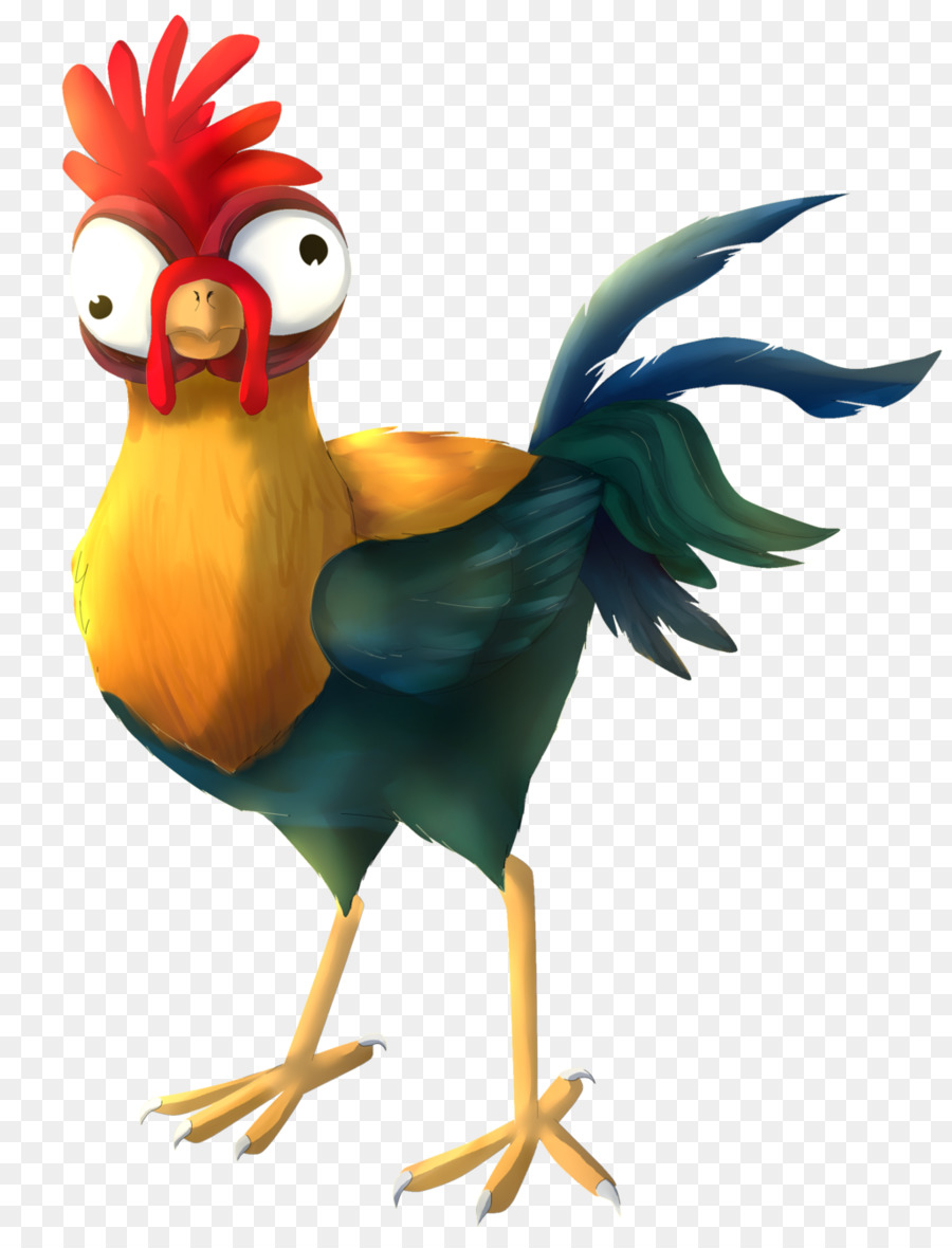 900x1180 Chicken, Drawing, Bird, Transparent Png Image Clipart Free Download
