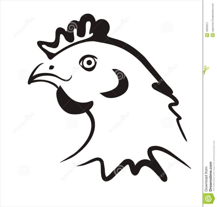 728x695 Chicken Wing Drawing Easy Directed Angry Foot Rules Barn Derpy Kfc
