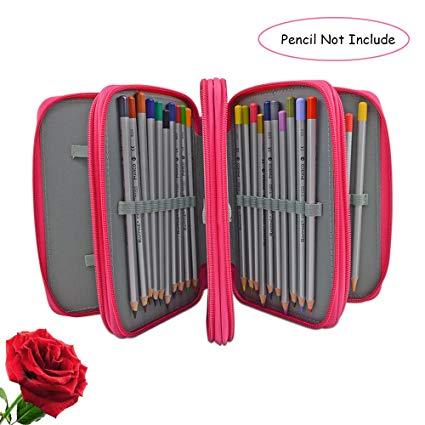 425x425 Urbest Painting Pencils Case With Zipper Holder Art