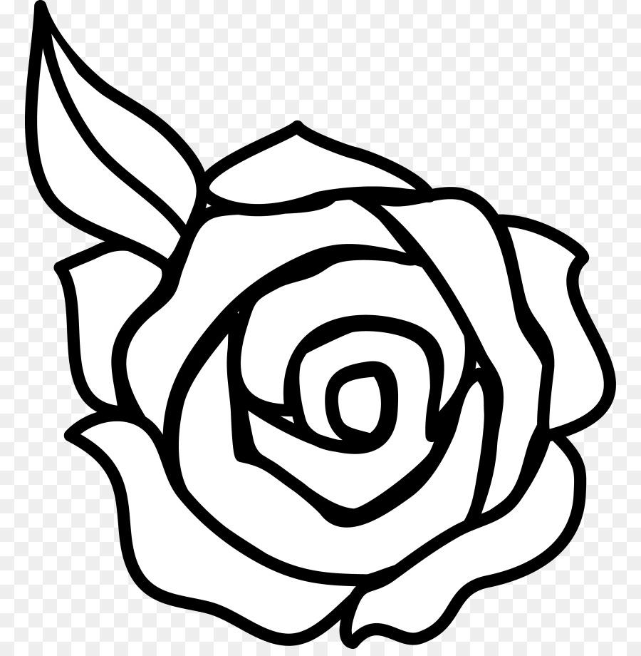 900x920 Rose, Flower, Leaf, Transparent Png Image Clipart Free Download