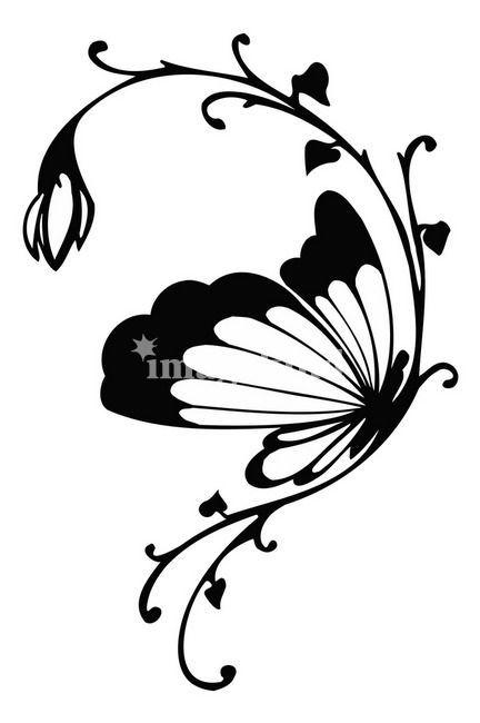 432x650 Rose Line Drawing Stencil Tattoo Designs