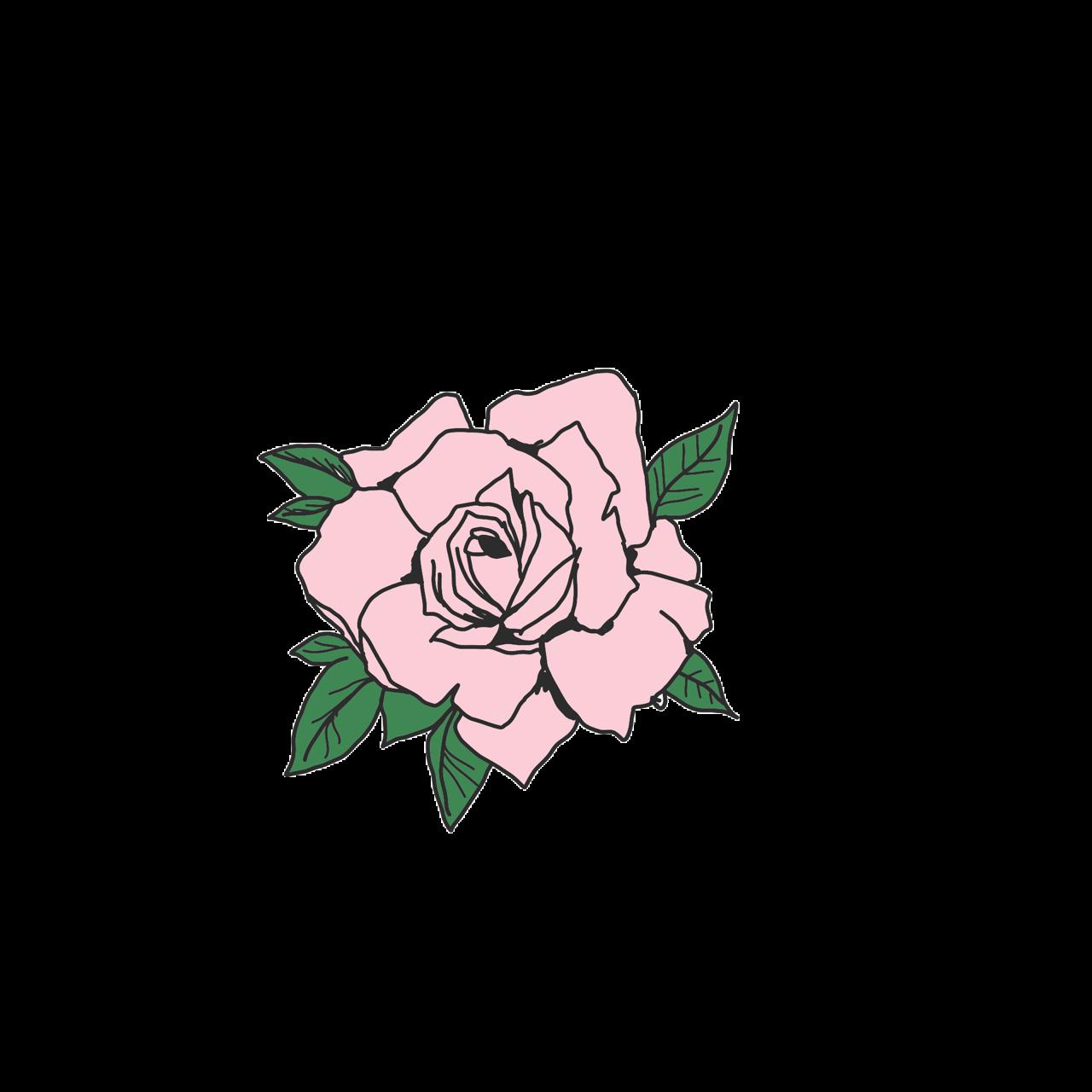 Aesthetic Rose Tattoo Rose Drawing Best Tattoo Ideas