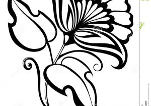 300x210 Flower Black And White Drawing Flower Drawing Black And White Clip
