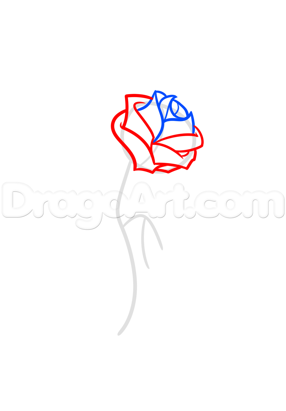 956x1371 Drawings Of Beauty And The Beast Rose