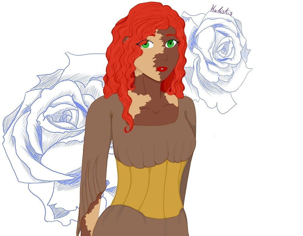Rose Girl Drawing Free Download Best Rose Girl Drawing On