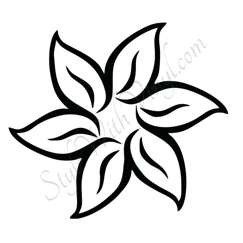 805x805 Simple Rose Drawing Pin Simple Rose Drawing Step Step