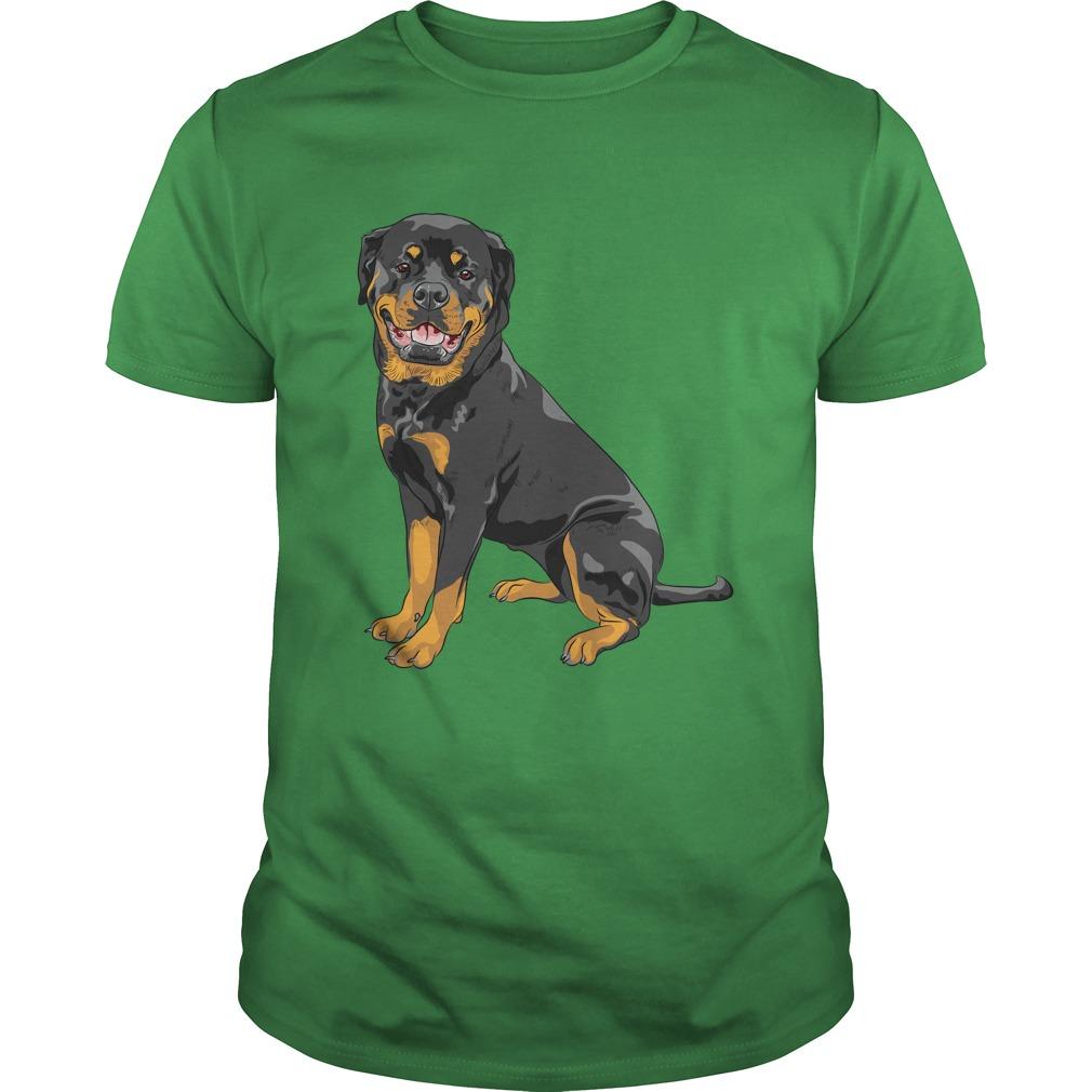 1010x1010 Rottweiler Dog Drawing