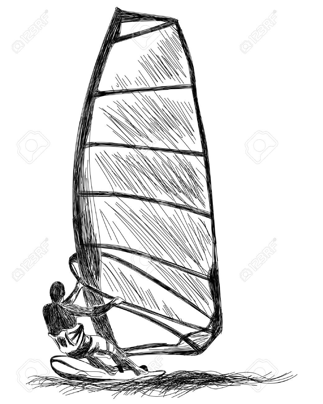 Row Boat Drawing Free Download Best Row Boat Drawing On Clipartmagcom