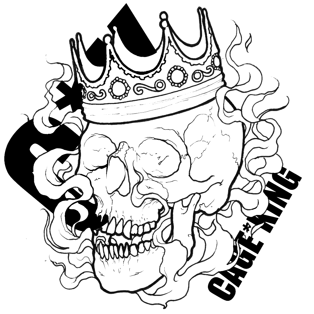 1024x1024 Crown Drawing Gangster For Free Download