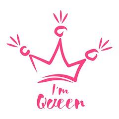 240x240 Royal Crown Drawn