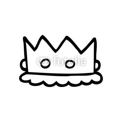 400x400 Line Drawing Cartoon Royal Crown Buy Photos Ap Images Detailview