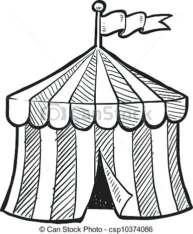 387x470 Drawing Of Circus Circus Circus Drawing Images