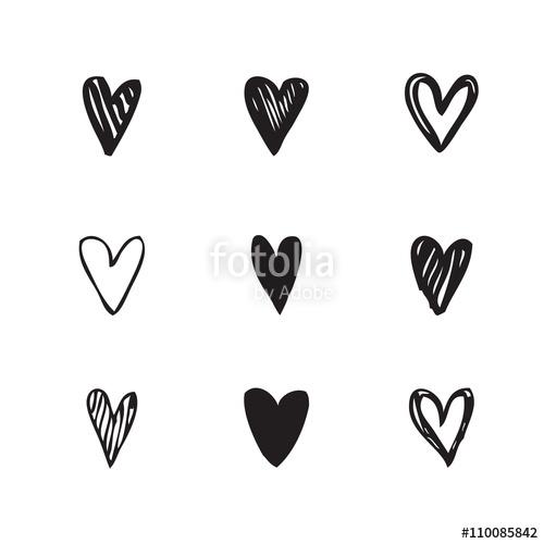 500x500 Hearts