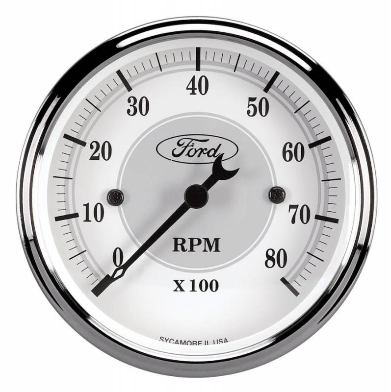 Rpm Gauge Drawing