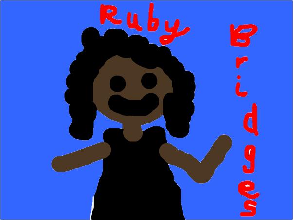 602x452 Ruby Bridges